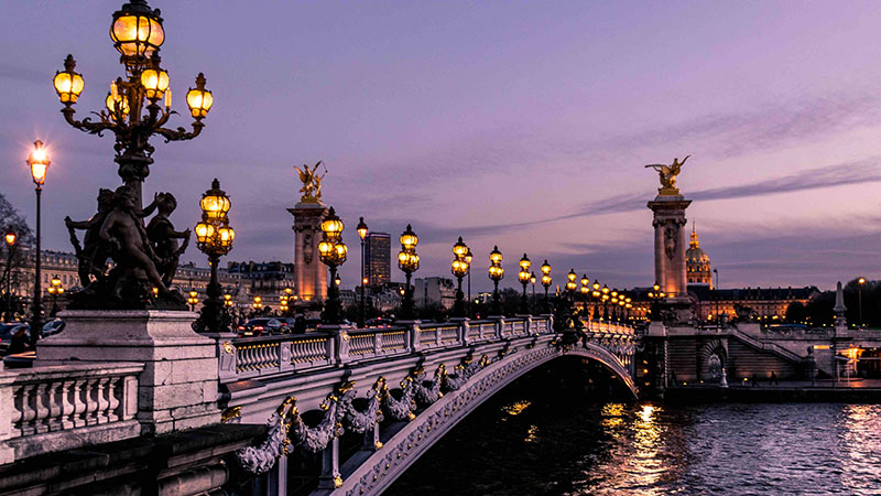L'offre 5 étoiles à Paris