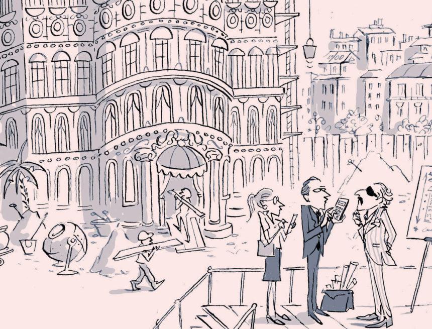 Le Palace retour sur investissement ou retour sur Ego?
